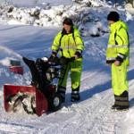 Oferta fizycznej pracy w Norwegii przy odśnieżaniu bez języka Drammen