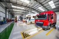 Praca w Norwegii dla mechanika samochodów ciężarowych z j. angielskim Skien