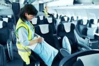 Bez języka ogłoszenie pracy w Norwegii na lotnisku sprzątanie samolotów Oslo