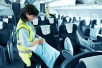 Praca w Norwegii przy sprzątaniu samolotów na lotnisku bez języka Oslo