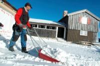 Oferta fizycznej pracy w Norwegii bez języka przy odśnieżaniu 2018-2019 Drammen