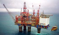 Stavanger Norwegia praca na platformie wiertniczej jako monter izolacji przemysłowej