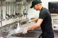 Ogłoszenie pracy w Norwegii bez języka od zaraz pomoc kuchenna w gastronomii Drammen