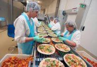 Bez języka oferta pracy w Norwegii od zaraz 2018 na produkcji pizzy Bergen