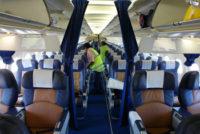 Norwegia praca od zaraz sprzątanie samolotów bez znajomości języka Oslo