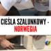 CIEŚLA SZALUNKOWY - NORWEGIA