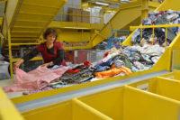 Fizyczna praca Norwegia przy sortowaniu odzieży bez języka od zaraz w Trondheim