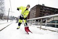 Bez znajomości języka od zaraz fizyczna praca w Norwegii przy odśnieżaniu Lillehammer