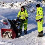 Od zaraz fizyczna praca w Norwegii bez języka odśnieżanie 2020 Lillehammer