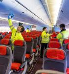 Bez języka oferta pracy w Norwegii od zaraz przy sprzątaniu samolotów na lotnisku Oslo
