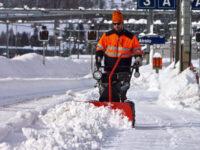Od zaraz fizyczna praca Norwegia przy odśnieżaniu bez języka Lillehammer 2021